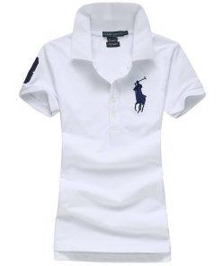 TT Thời Trang RL-Women-Big-Pony-polo-shirt-number-3-white-shirt-19-247x296 Áo thun POLO Ralph Lauren Số 3 (Nữ)