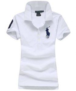 TT Thời Trang RL-Women-Big-Pony-polo-shirt-number-3-white-shirt-19-250x300 Áo thun POLO Ralph Lauren Số 3 (Nữ)