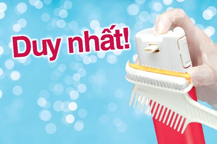 TT Thời Trang bigen-one-push-ttthoitrang-com- Bigen Cream Color One Push (Bigen Nhấn)