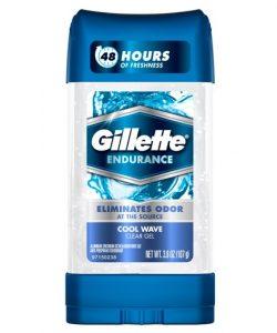 TT Thời Trang lan-khu-mui-nam-tinh-107g-250x300 Lăn khử mùi Gillette Endurance Cool Wave Clear Gel 107g