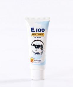 TT Thời Trang sua-rua-mat-e100-247x296 Sữa rửa mặt E100 tinh chất sữa bò tươi 80ml