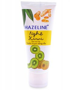TT Thời Trang sua-rua-mat-sang-da-247x296 Sữa rửa mặt ngừa mụn sáng da Hazeline Nghệ Kiwi 50 g