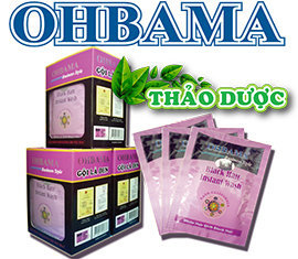 TT Thời Trang dau-goi-dau-ohbama DẦU GỘI OHBAMA THẢO DƯỢC - GỘI LÀ NÂU