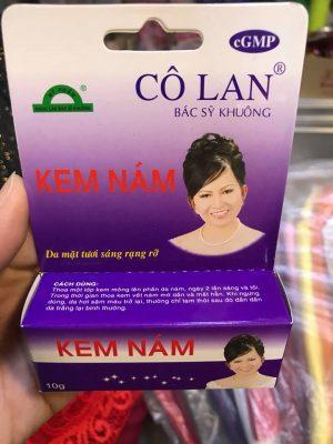 TT Thời Trang kem-nam-co-lan-300x400 Kem Nám Cô Lan Bác Sĩ Khuông (10g)