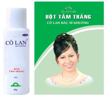 TT Thời Trang kem-tram-trang-449x400 Kem Và Bột Tắm Trắng Cô Lan Bác Sĩ Khuông