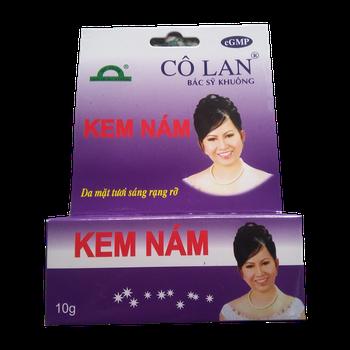 TT Thời Trang kem-tri-nam Kem Nám Cô Lan Bác Sĩ Khuông (10g)