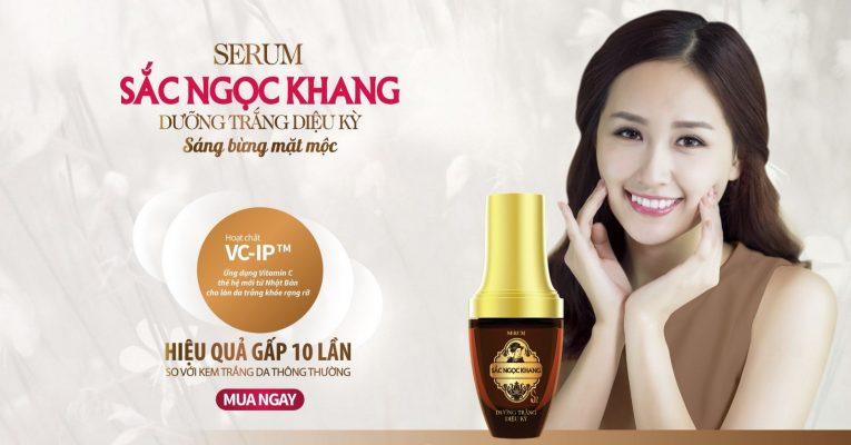TT Thời Trang serum-765x400 Serum Sắc Ngọc Khang dưỡng trắng diệu kỳ ( 20ml)