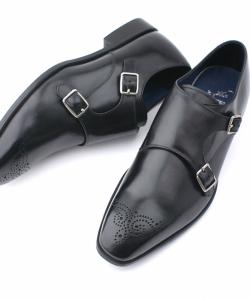 TT Thời Trang giày-2-khoá-250x300 Giày Da Hai Khoá Double Monk